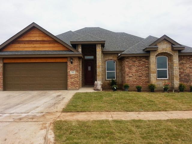 Custom Home Builders Abilene Tx